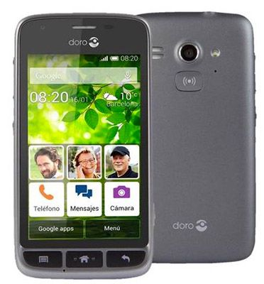Doro Liberto 820 mini Doro Liberto 820 mini Smartphone für 99,95€ (statt 137€)
