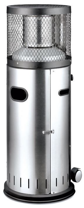 Enders Cosy Polo 2.0 Edelstahl Gas Heizstrahler für 149,95€ (statt 167€)