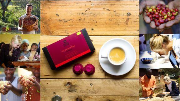 Espresso Lungo Kapseln Coffee Circle Espresso und Lungo passend für Nespresso Maschine 80 Kapseln nur 17,30€