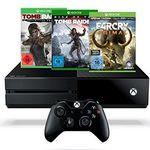 Xbox One 1 TB Tomb Raider Bundle + Far Cry Primal (100% Uncut) – Special Edition ab 339€