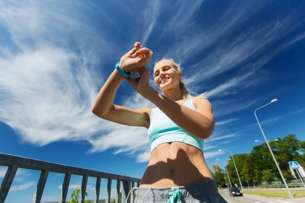 Der beste Fitness Tracker