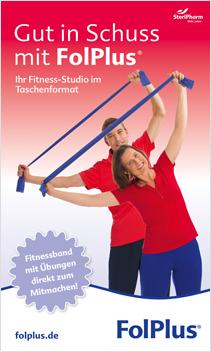 Gratis FolPlus Fitnessband