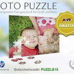 Gratis: Fotopuzzle 112 Teile – 20 x30cm (Versandkosten 4,99€)