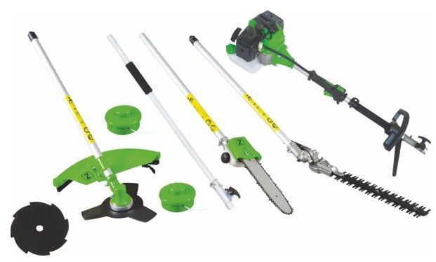 Zipper ZI GPS182PO Gartenpflegeset für 129,95€ (statt 199€)