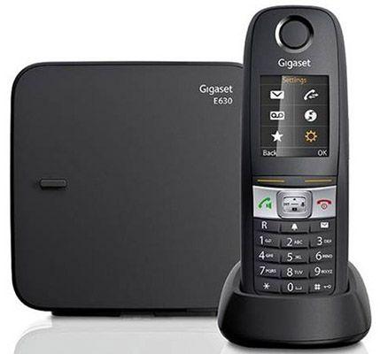 Gigaset E630A DECT Schnurlostelefon für 59,95€ (statt 70€)