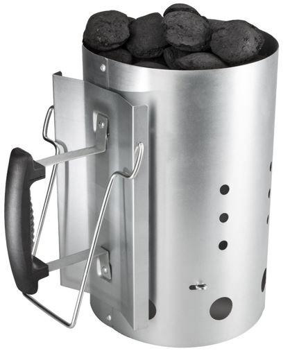 Grill anzünder Bruzzzler Anzündkamin mit Sicherheitsgriff ab 17,99€ (statt 24€)