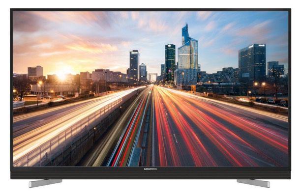Grundig 55 VLX 8573 BP Grundig 55 VLX 8573 BP   55 Zoll 4K Fernseher mit Triple Tuner für 699,99€ (statt 1.299€)