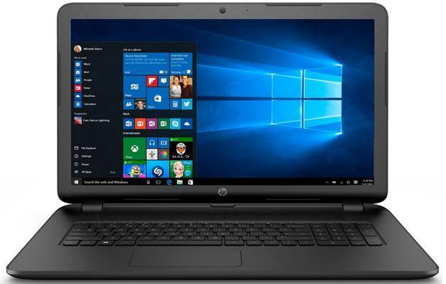HP Notebook 17 p104ng HP 17 p104ng   17 Zoll Notebook mit 4GB Ram und 500GB HDD für 229€