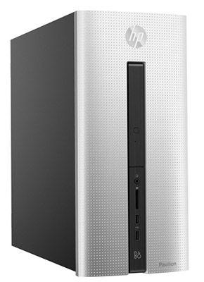 HP Pavilion 550 108ng   Komplett PC ohne OS für 576,99€ (statt 761€)