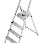 Hailo L20 EasyClix Aluminium-Leiter 4-stufig ab 27,95€ (statt 45€)