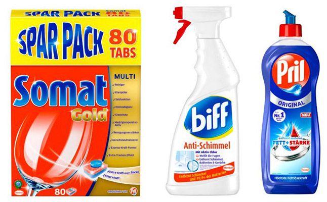 20% Rabatt auf Henkel Produkte   z.B. 240 Somat Gold Tabs für 38€ (statt 48€)