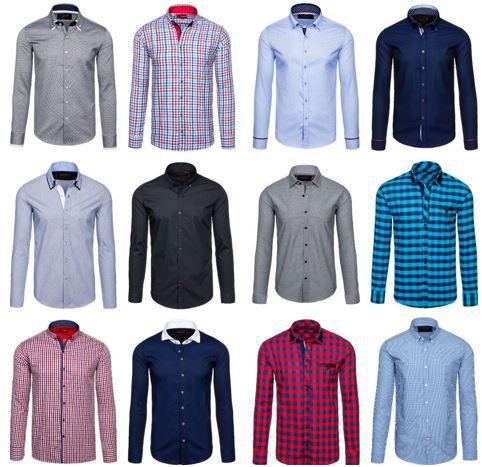 Glo Story, Zazzoni, Raw Lucci, Red Polo   Herren Casual Hemden für je 16,95€