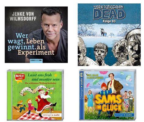 Hörbücher ab 1,99€ + VSK frei im terrashop