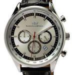 Rhodenwald & Söhne Eastwood Chronographen mit Lederarmband für nur 76,47€