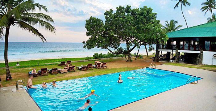 Hotel Koggala Beach 13 Tage Sri Lanka im 3* Hotel mit Frühstück + Flügen ab 690€ p.P.   HP ab 740€ p.P.