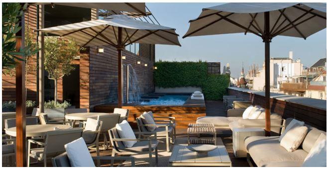 Hotel Omm 2 6 Tage Barcelona im 5* Wellness Hotel Omm ab 94€ p.P.