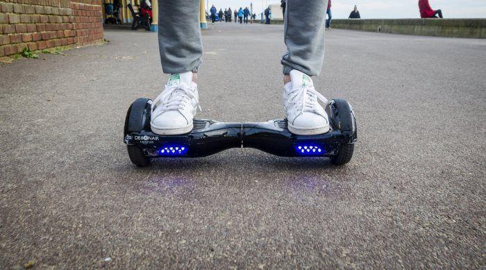 Das beste Hoverboard was man kaufen kann