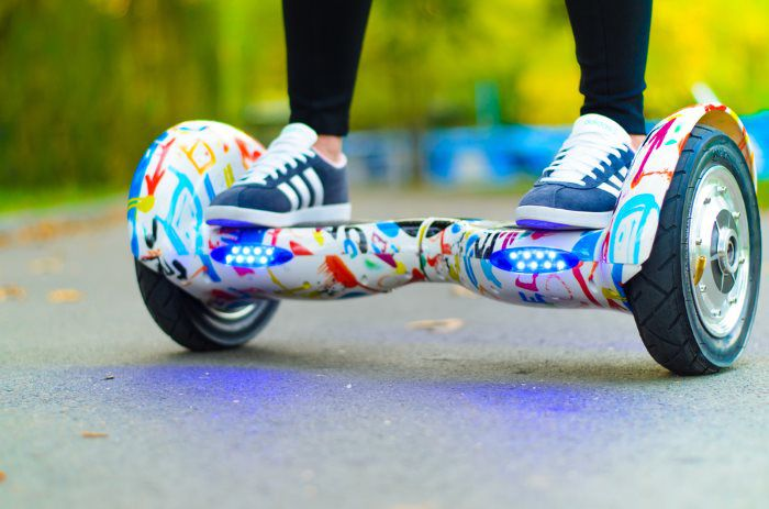 Hoverboard Stylisch Das beste Hoverboard was man kaufen kann