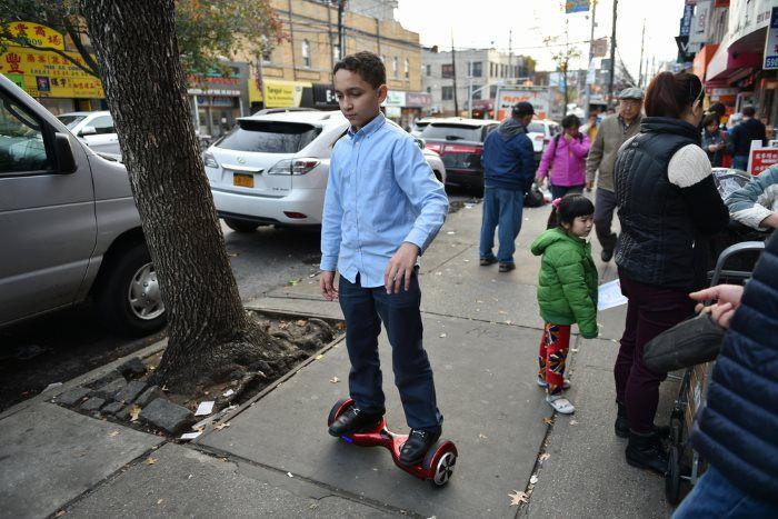 Hoverboard auch für die Jugend geeignet Das beste Hoverboard was man kaufen kann