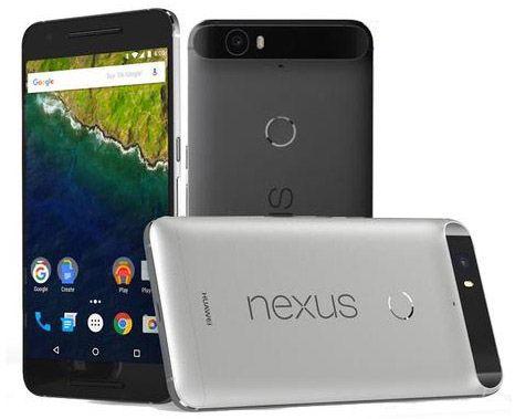 Huawei Nexus 6P 32GB Smartphone für 315,27€ (statt 429€)