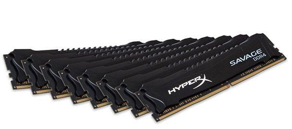 Preisfehler ! HyperX Savage 64GB 2800MHz DDR4 CL14 Arbeitsspeicher für 70,29€ (statt 562€)   ABGELAUFEN
