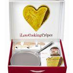Ballarini – I Love Cooking Crepes Geschenkset + Nutella ab 14,53€ (statt 28€)