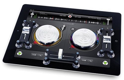 Ion Scratch2Go Ion Scratch2Go (Tablet DJ Controls) für 4,99€ (statt 10€)