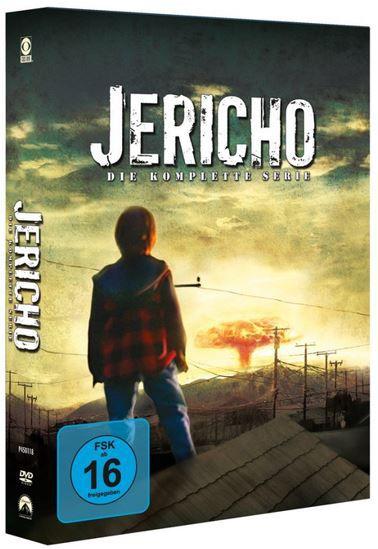 Jericho Der Anschlag komplette Serie in DVD Box ab 9,97€