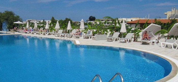7 Tage Kos (Griechenland) im 4* Hotel + Flüge ab 308€ p.P.