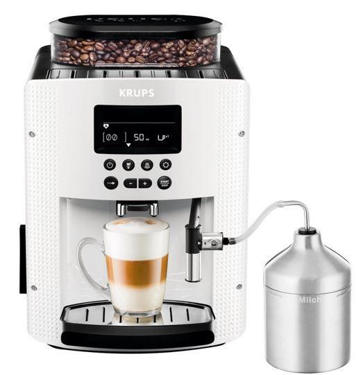 Krups EA8161   Kaffeevollautomat mit AutoCappuccino System für 339€