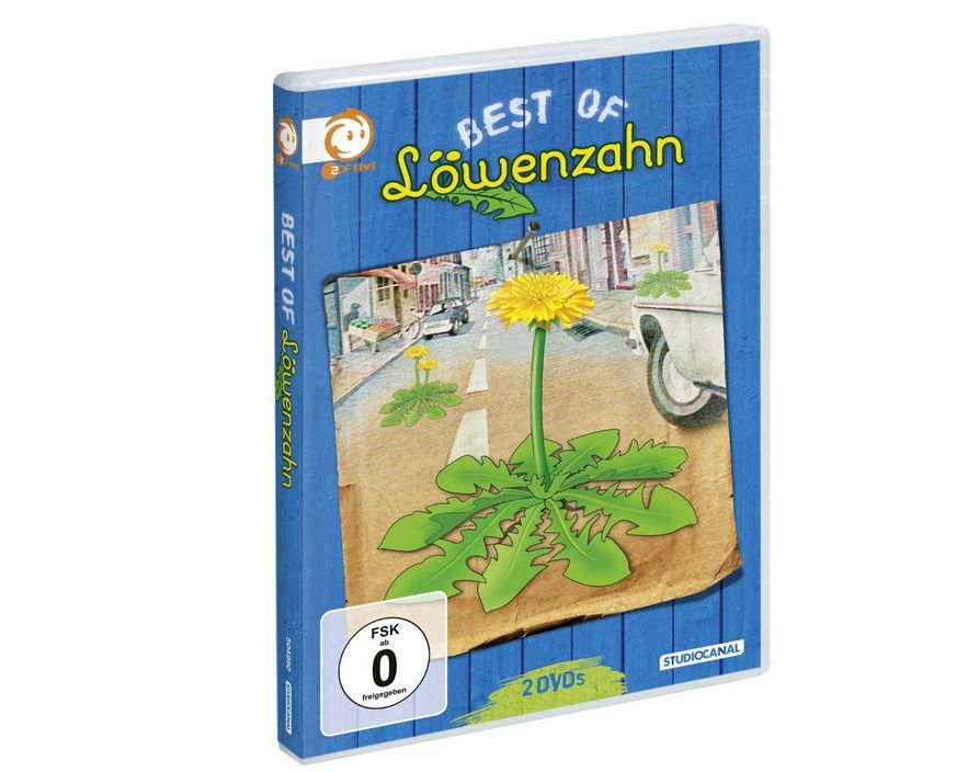Best of Löwenzahn 2 DVDs ab 9,99€