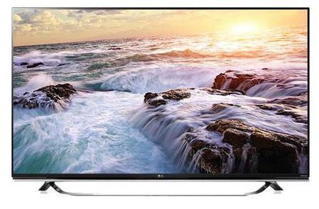LG 55UF850V   55 Zoll 4K 3D Fernseher mit WLAN + Triple Tuner für 1008,90€ (statt 1.209€)