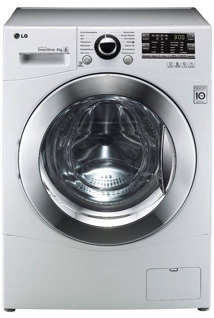 LG F14A8TDN2H Waschmaschine mit 8kg und A+++ für 399€ (statt 530€)