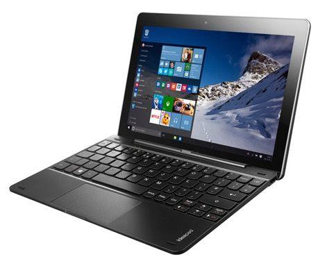 Lenovo IdeaPad Miix 300   10 Zoll Tablet mit 64GB + Win 10 ab 176€ (statt 222€)