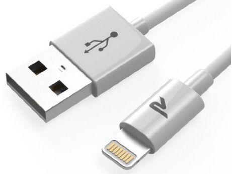 Schnell! 2 Meter Rampow Lightning auf USB Kabel kostenlos !
