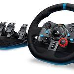 Logitech G29 Driving Force Rennlenkrad mit Pedalen für 169€ (statt 195€)
