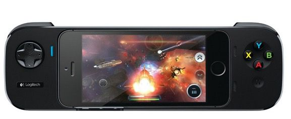 Logitech Powershell Controller (iPhone 5/5S & iPod Touch) für 6,99€ (statt 14€)