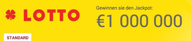 6 Lotto Tipps + 1 Eurojackpot Tipp für 1€ bei LottoPalace