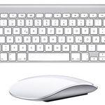 Apple Wireless Tastatur + Magic Maus für 59,90€ (statt 134€) – B-Ware!