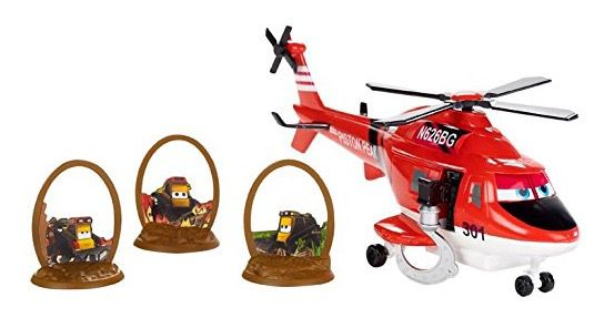 Mattel Rettungseinsatz Blade Ranger Mattel Rettungseinsatz Blade Ranger ab 11,99€ (statt 32€)