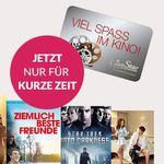 Maxdome – 3 Monate für nur 9,99€ + CineStar Kino Gutschein – monatlich kündbar