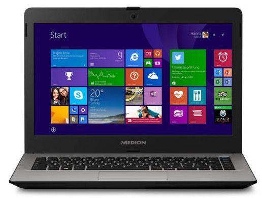 Medion Akoya E4214 Full HD Notebook (B Ware) für nur 179,99€