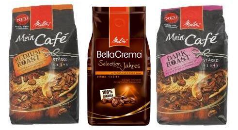 Mein Cafe Melitta Bohnenkaffee bis zu 36% reduziert als Amazon Tagesangebot