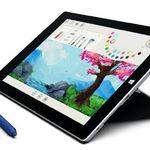 Microsoft Surface 3 LTE Tablet mit 128GB für 599€ (statt 689€)