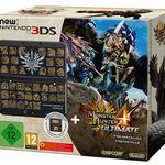 Nintendo New 3DS + Monster Hunter 4 Ultimate Pack für 159,30€ (statt 180€)