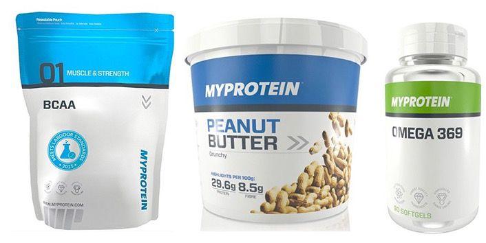 MyProtein: Bis zu 60% Rabatt + 15% Extra Rabatt + VSK frei ab 49€