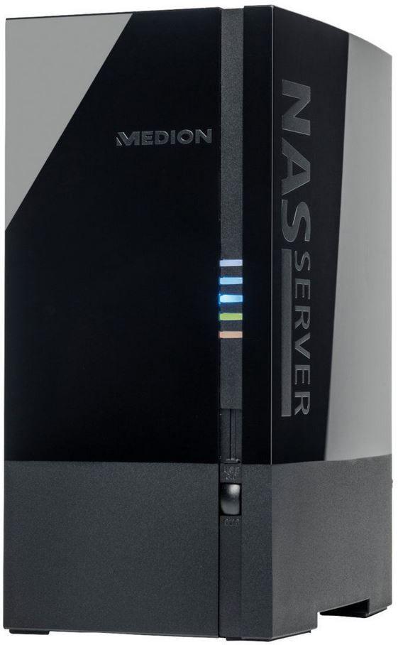 MEDION LIFE P89634 MD 90221   4TB NAS (B Ware) für 139,99€