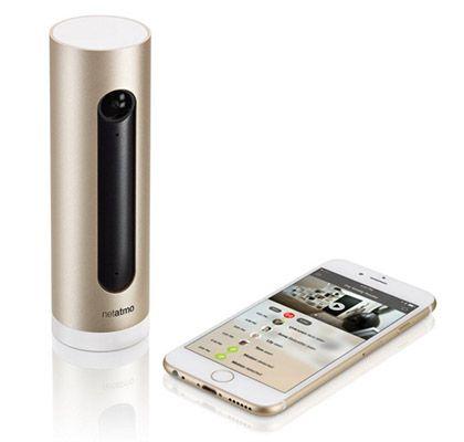 Netatmo Welcome Smart Home Kamera mit Gesichtserkennung für 128,90€ (statt 166€)