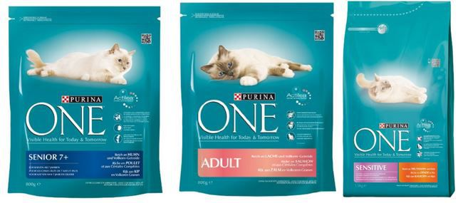 Purina One   ausgewähltes Katzenfutter bis zu 49% heute reduziert @ Amazon