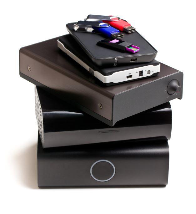Ob USB Stick oder Externe Festplatten Die beste externe Desktop Festplatte